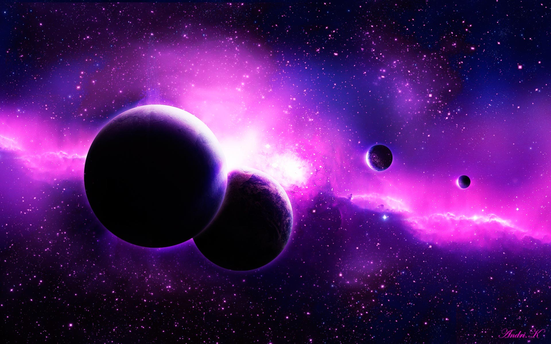 Звездное Небо Обои
