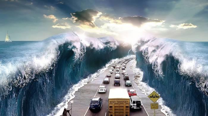 Обои наводнение картинки фото обои