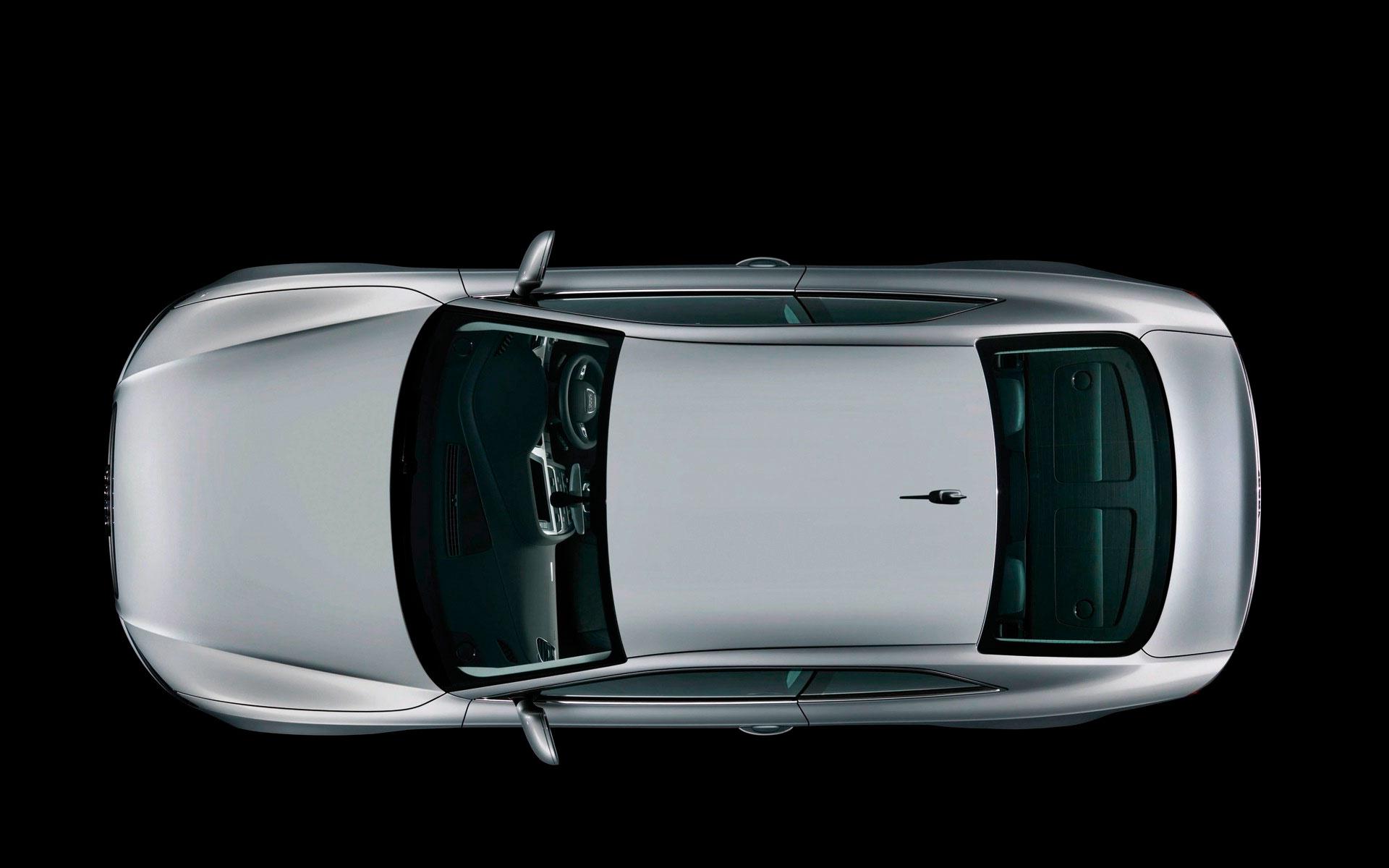 Audi A5 в темноте