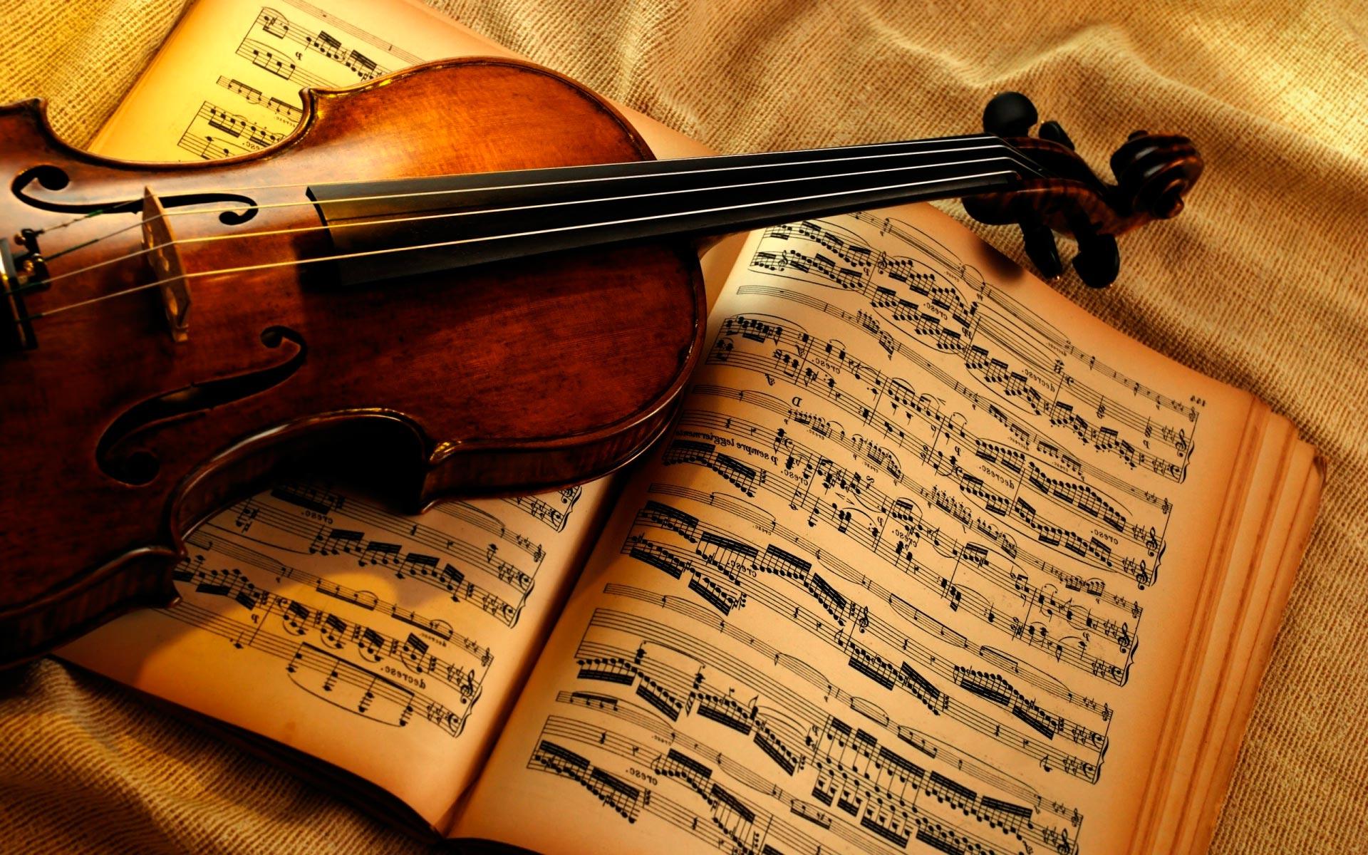 Обои музыка, скрипка. Музыка foto 13