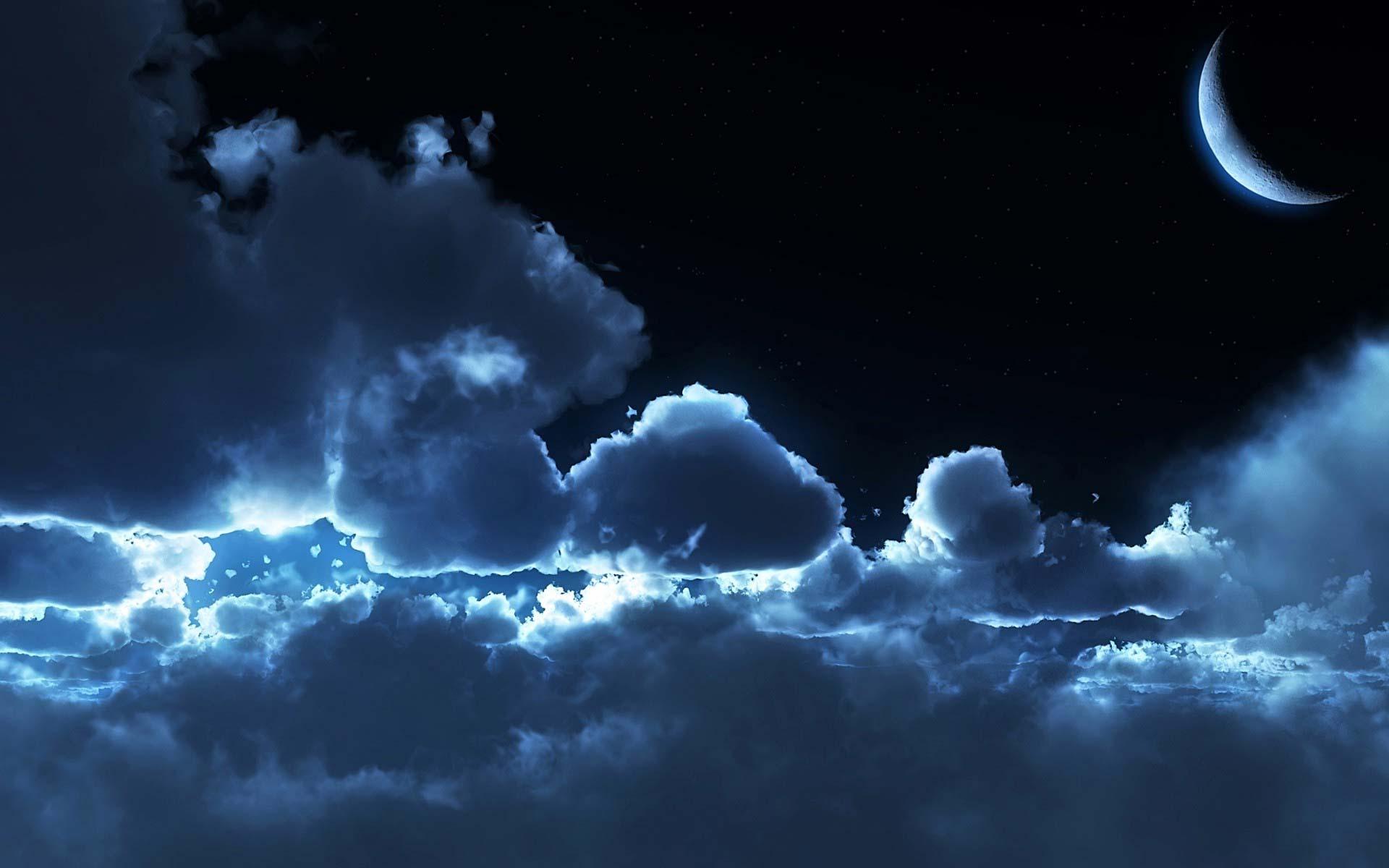 Стихи про ночь  Что такое любовь
