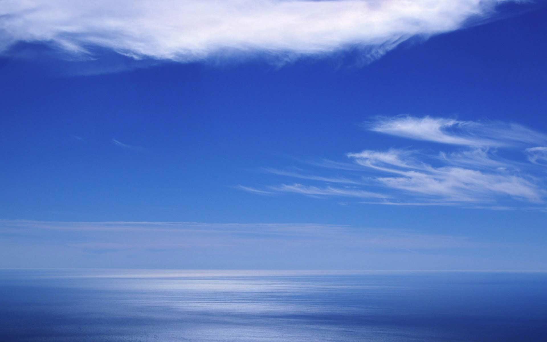 Обои морской горизонт картинки фото