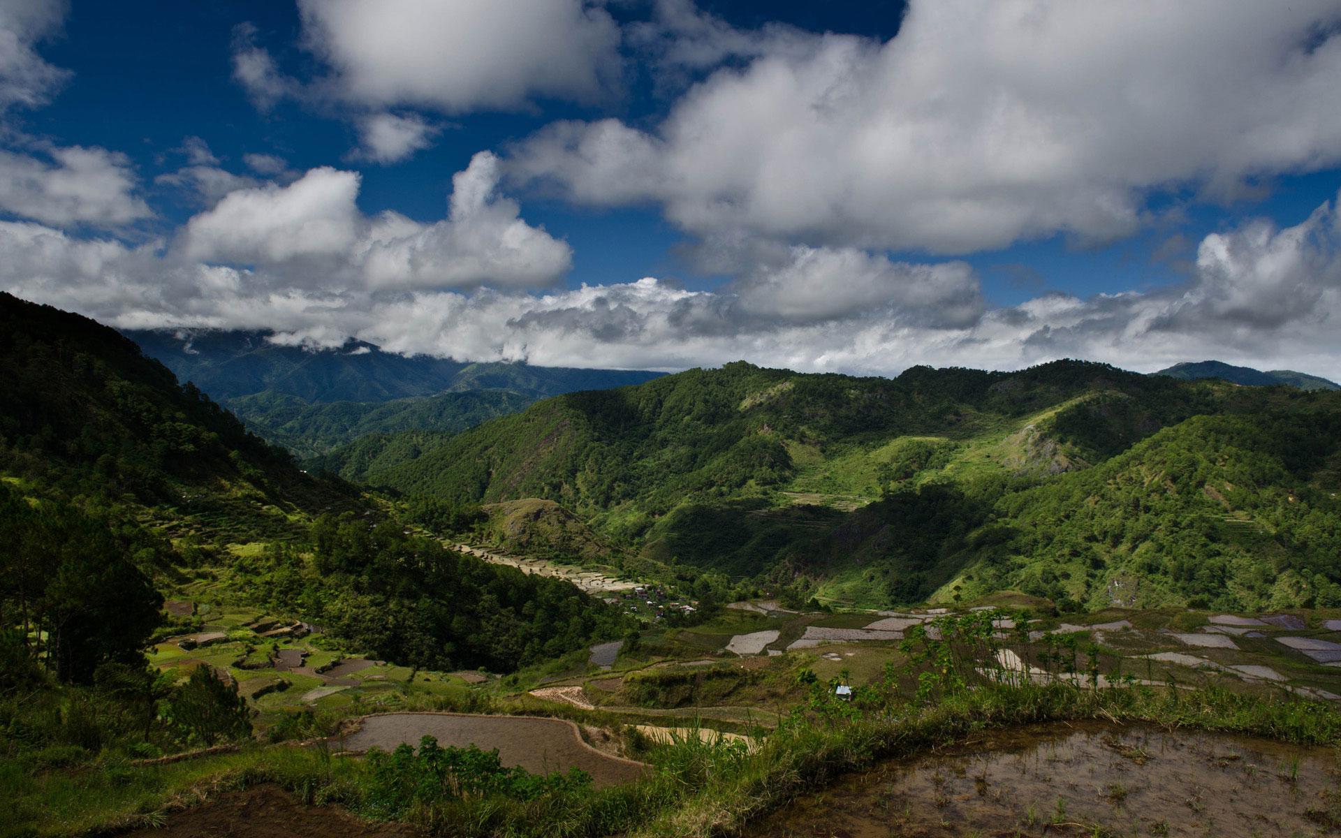 Обои прекрасная долина картинки фото