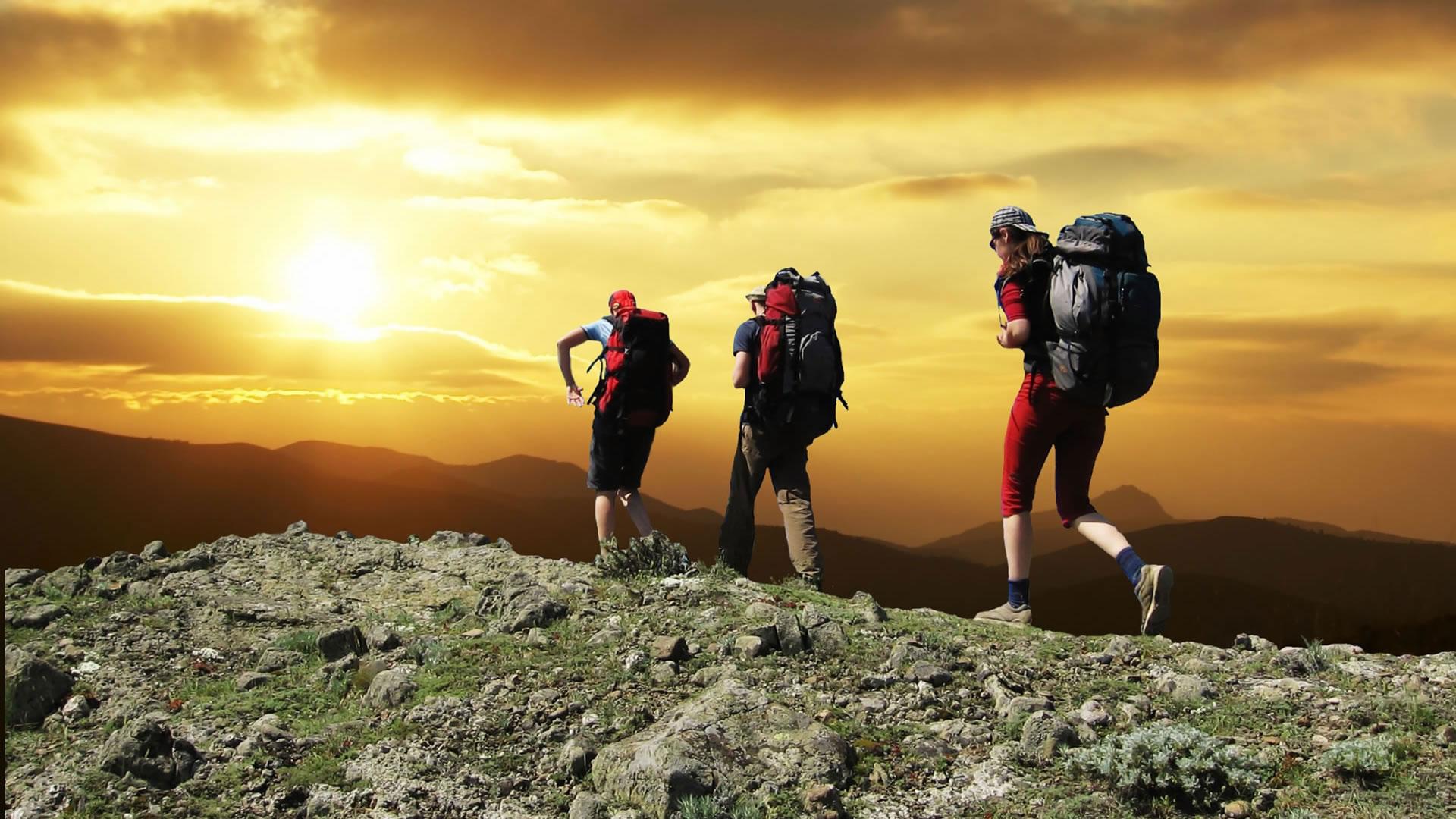 фото горные походы